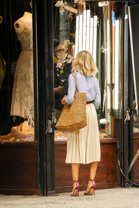 ¿Carrie Bradshaw ha vuelto en versión madura? No, tan solo se trata de Sarah Jessica Parker por Nueva York