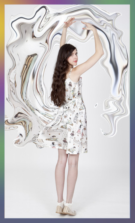 Catálogo La Casita de Wendy Primavera-Verano 2012: unos cuentos originales