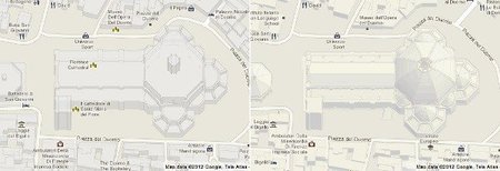 Google Maps presenta modelos 3D mejorados de lugares representativos