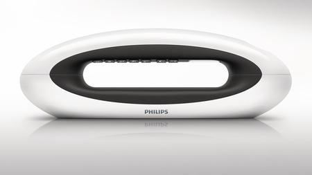 DECT Philips Mira, un telefóno simple y elegante