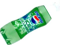 Pepsi sabor... pepino