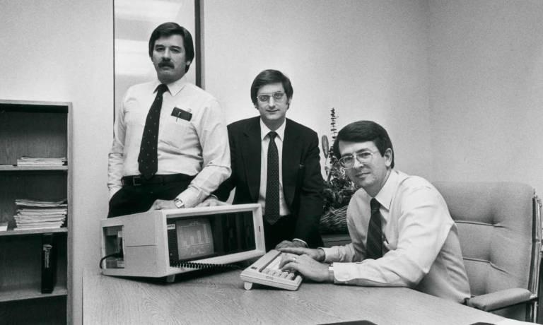 Silicon Cowboys: la historia de cómo Compaq retó ?y venció? a IBM y Apple