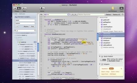 Espresso 1.1, el editor para desarrolladores web se actualiza con nuevas funciones