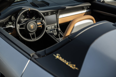 Porsche 911 Speedster Coronavirus 2