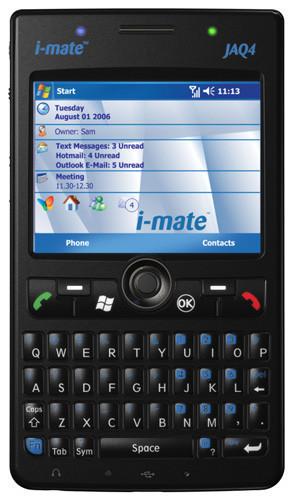 3GSM: i-mate JAQ4