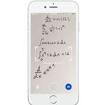 MathPix, resuelve problemas matemáticos escritos a mano con tu smartphone