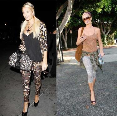 Como no usar el animal print por Paris Hilton
