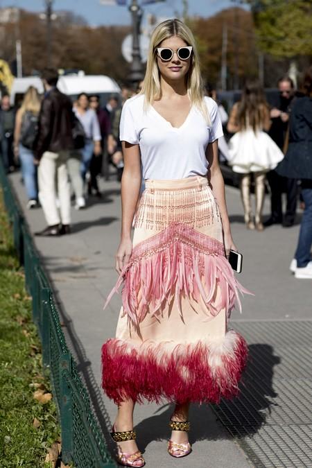 17 ocasiones en las que lucir falda fue la mejor idea