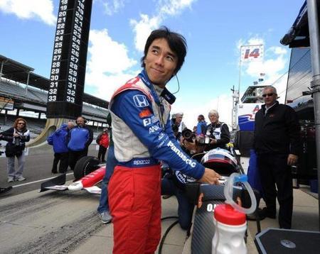 Takuma Sato no está interesado en regresar a la Fórmula 1
