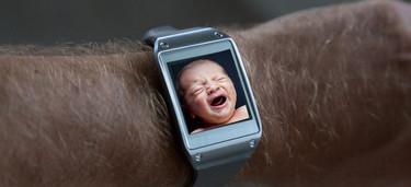 El Samsung Galaxy S5 incorpora un detector de llanto del bebé para avisar al reloj Gear