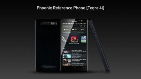 Tegra 4i Telefono de referencia