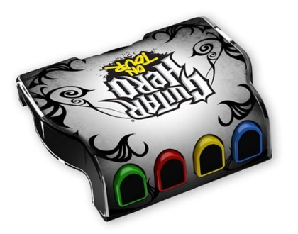 El controlador de 'Guitar Hero on Tour' también funcionará en la DS original
