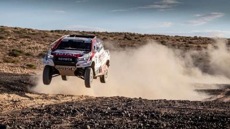 Alonso Toyota Dakar 2020