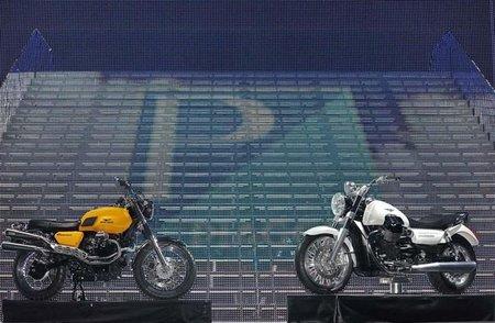 Moto Guzzi California y Moto Guzzi Scrambler, dos novedades para 2011