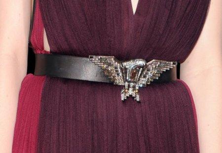 Cinturón Globos de Oro 2012