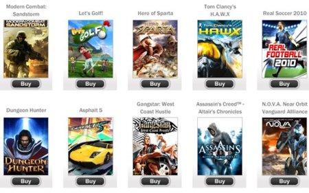 Gameloft apuesta por Android, a medias
