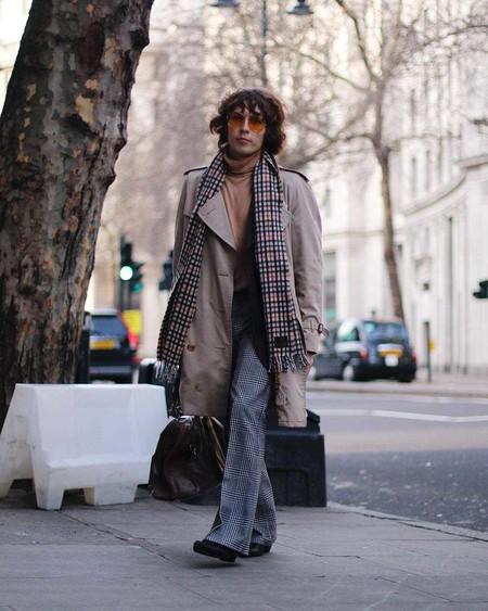 Los Hombres Mas Elegantes De Londres Le Hacen Frente Al Frio Con La Armadura Perfecta El Abrigo 10