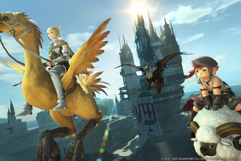 Final Fantasy XIV elimina cerca de 6.000 cuentas tras detectar intercambios en el juego con dinero real
