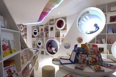 Kid´s Republic, la librería de la que los niños no querrán salir