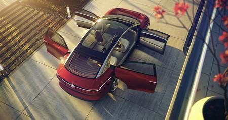 Volkswagen Id Vizzion Concept 8