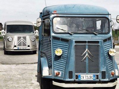 Transforma tu Citroën Jumper en un Type H para celebrar el 70 aniversario de este mítico furgón