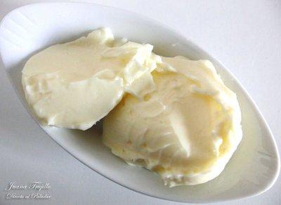 Cómo hacer queso mascarpone en casa
