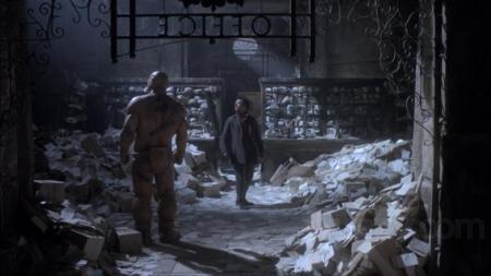 Oficina de Correos, en la adaptación televisiva de Going Postal