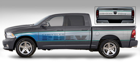 Dodge RAM Plug-in Hybrid