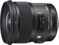 Sigma «se moja»: sus objetivos Art ofrecen el nivel de detalle que necesita la 5Ds de 50 Mpx de Canon