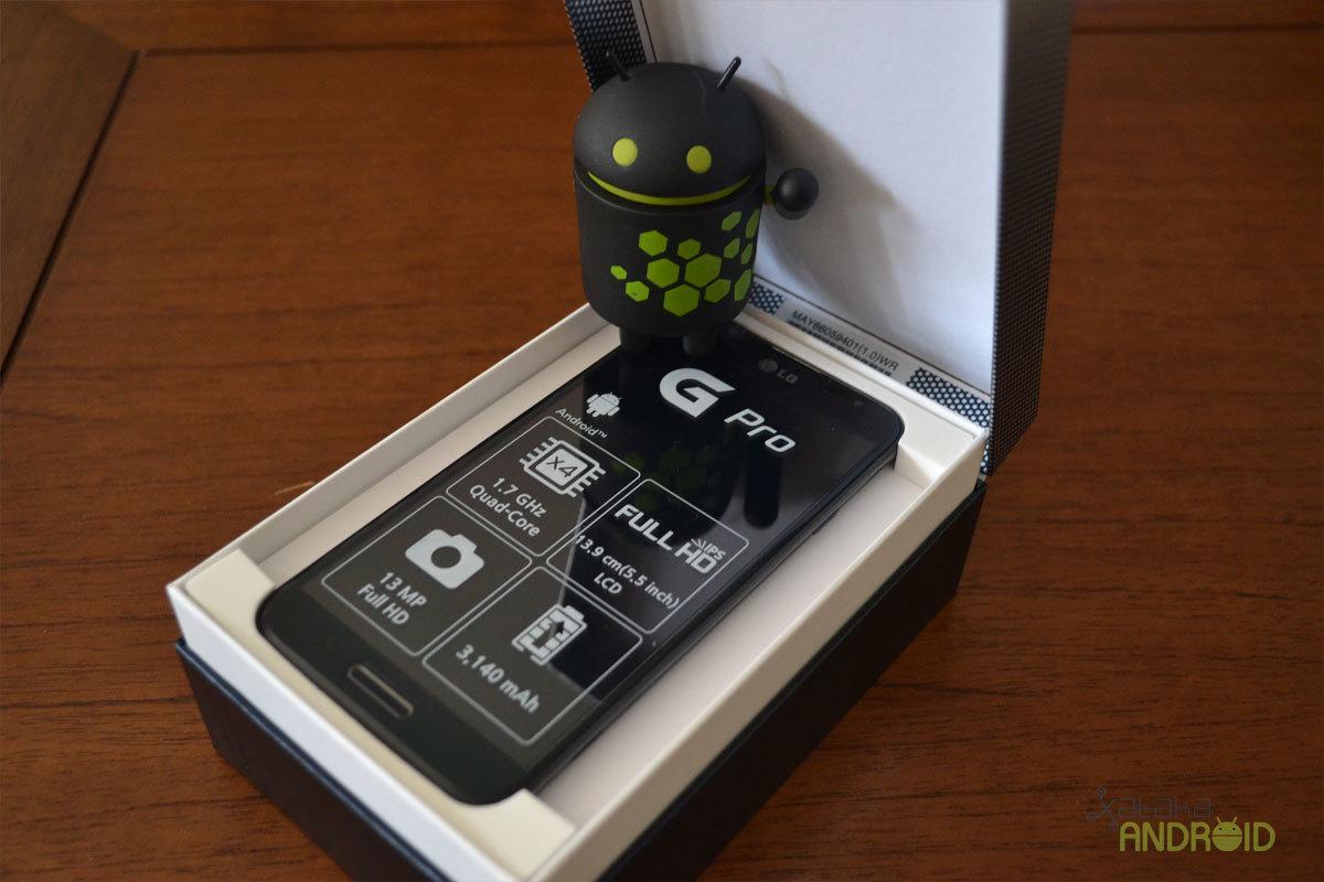 Foto de LG Optimus G Pro, galería de imágenes (2/16)