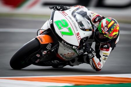 Iker Lecuona Moto2 Valencia 2018