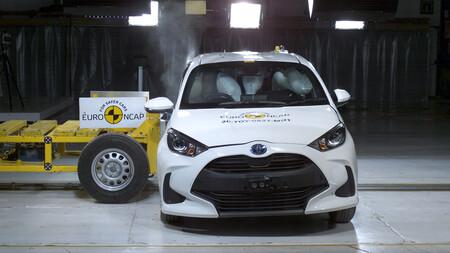 Toyota Yaris Obtiene 5 Estrellas En Las Nuevas Pruebas De Euro Ncap 3