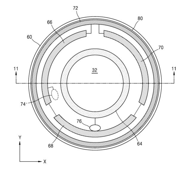 Samsung Smart Contact Lens 1