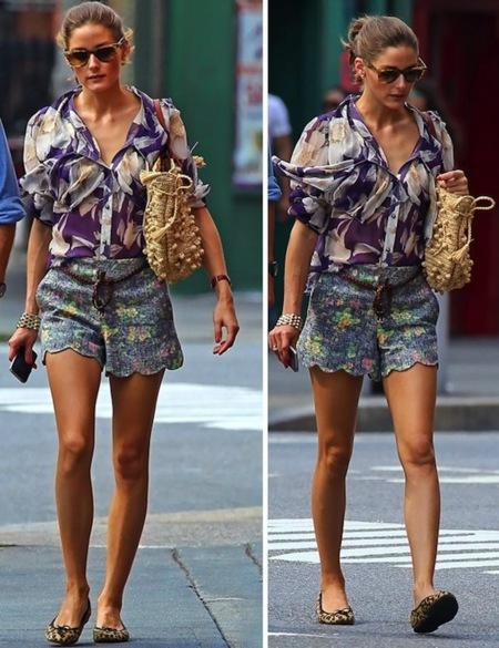 La última obsesión de Olivia Palermo es... ¡Un bolso!