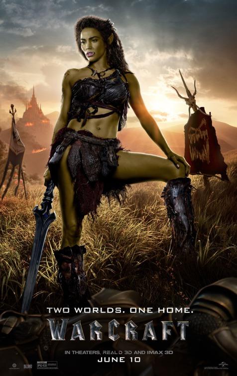 Foto de 'Warcraft: El origen', carteles de la película (9/17)