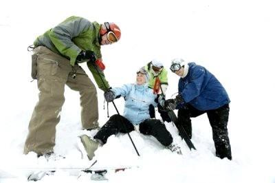 El decálogo del buen esquiador