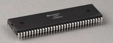 Intel y AMD no han dominado constantemente el alhóndiga de los microprocesadores: Motorola® fue el contrincante a batir, y su 68000 su mas grande éxito