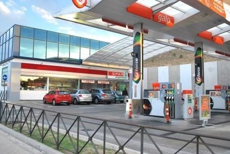 12 tiendas de las estaciones de servicio Galp serán más baratas ya que pasan a ser Spar