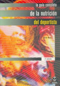 Un buen libro sobre nutrición y deporte