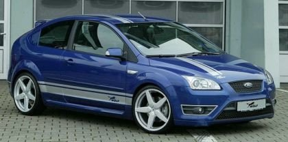 2006 Wolf Ford Focus ST