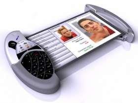Pantallas enrollables en el móvil