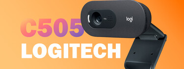 Webcam en tu Mac mini para videollamadas HD con la Logitech C505 por 27,99 euros en Macnificos: ¡a mitad de precio!