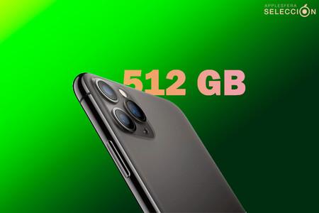 Máxima capacidad a precio mínimo histórico: el iPhone 11 Pro de 512 GB está rebajado a 1.083,85 euros en Amazon