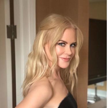 Nicole Kidman muestra su pelo más natural durante sus vacaciones ¡y nos encanta!