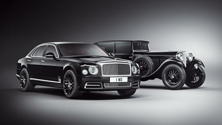 Bentley Mulsanne W.O. Edition: Un centenario celebrado con partes de un modelo clásico
