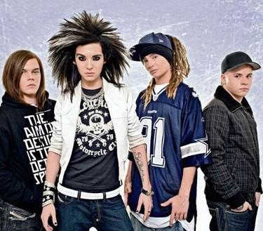Tokio Hotel y las pastillas azules