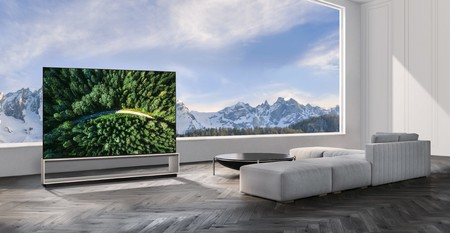 Lg Signature Oled 8k Tv Model 88z9 11