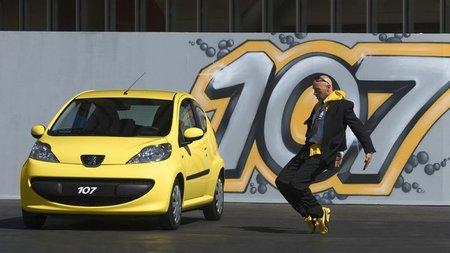 Peugeot festeja el 107 número 500.000