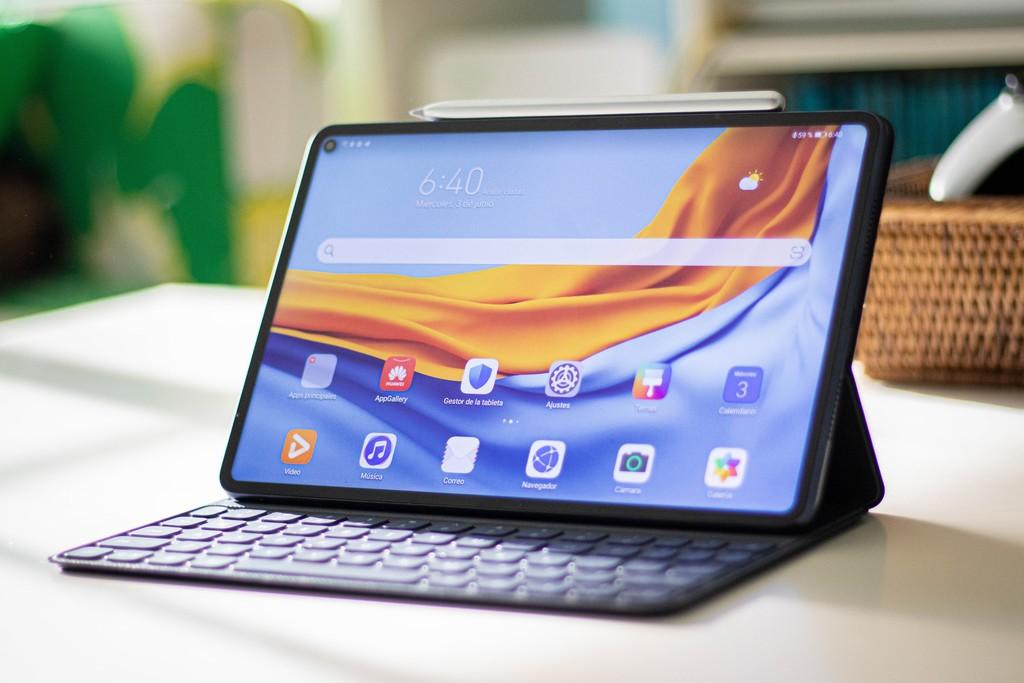 Huawei MatePad Pro, análisis: corazón de Huawei® P40 Pro para una de las tablets mas potentes del mercado