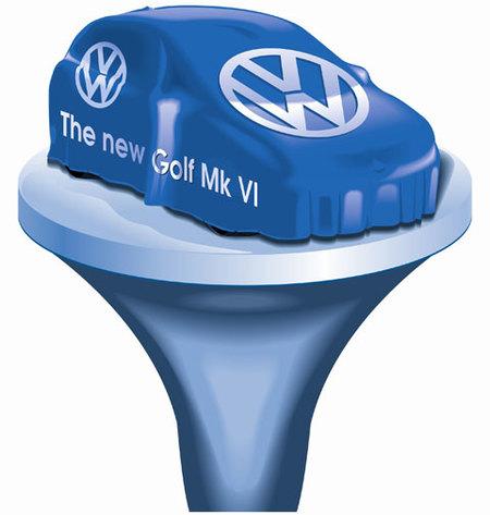 El teaser del Volkswagen Golf VI que llegó demasiado tarde